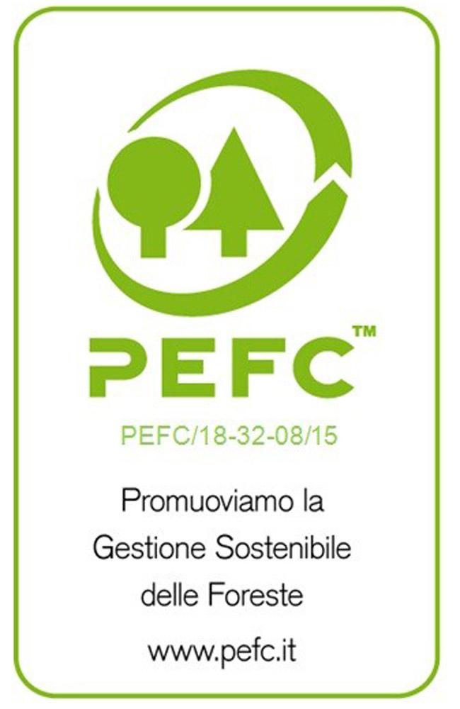 Logo della PEFC